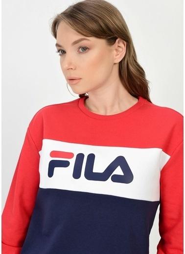 Fila Sweatshirt Kırmızı
